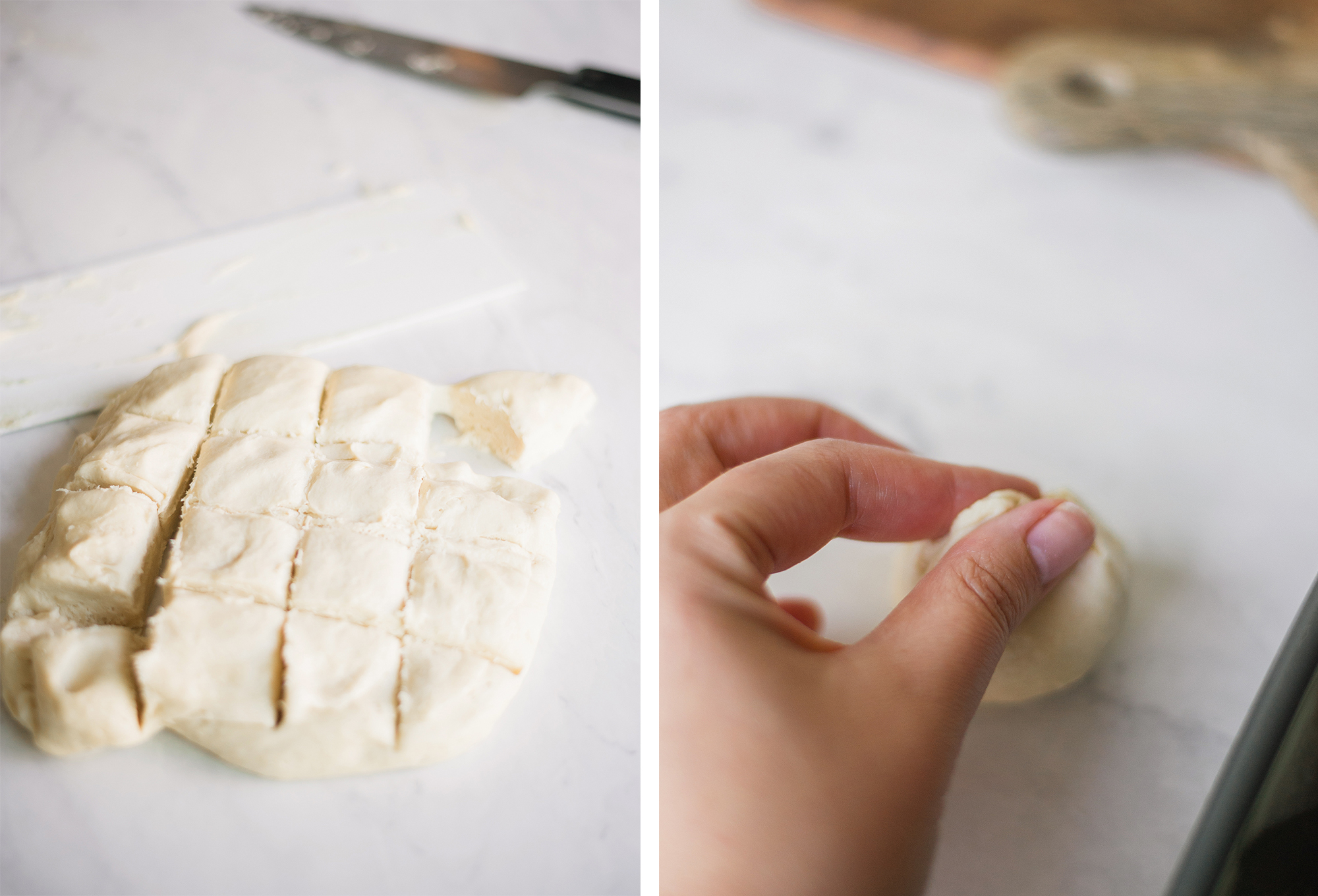 how to make rolls