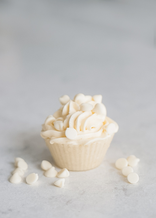 the best vegan white chocolate buttercream