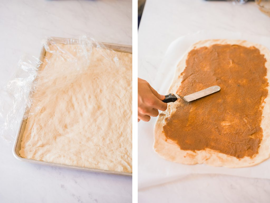 how to make cinnamon rolls
