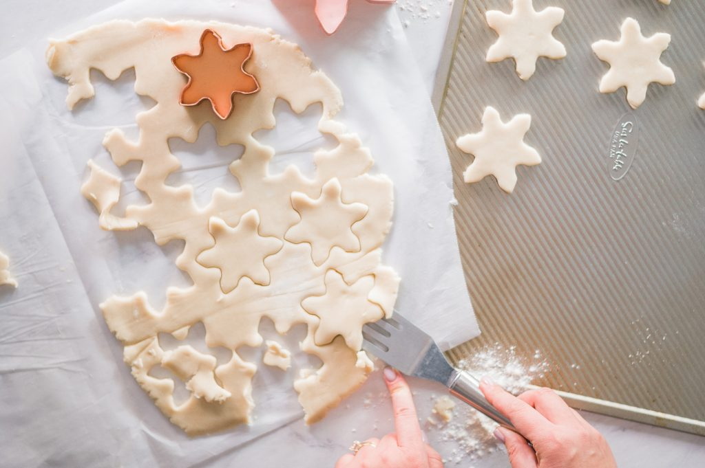 tips to cut out sugar cookies